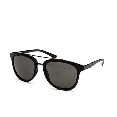 Smith Clayton Polar Sunglasses, Black-Polar Gray Green, viewer
