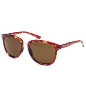 Smith Clayton Polar Sunglasses, Yellow Tortoise-Polar Brown, medium