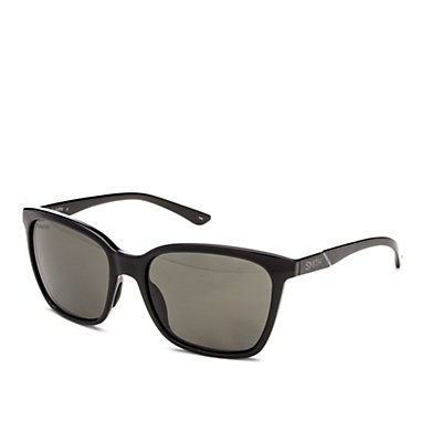 Smith Colette Polar Womens Sunglasses, Black-Polar Gray Green, viewer