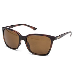 Smith Colette Polar Womens Sunglasses, Tortoise-Polar Brown, 256