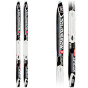 Rossignol X-Tour Escape Jr. Cross Country Skis, Black-White, medium