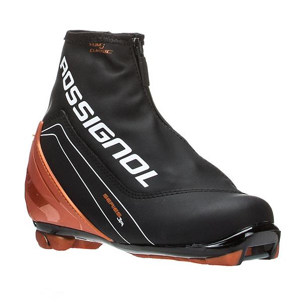 Rossignol X-Ium J Classic NNN Cross Country Ski Boots, Black, 600