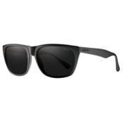 Smith Tioga Sunglasses, Impossibly Black-Blackout, medium