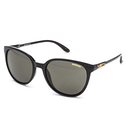 Smith Cheetah Polar Womens Sunglasses, Black-Polar Gray Green, 256