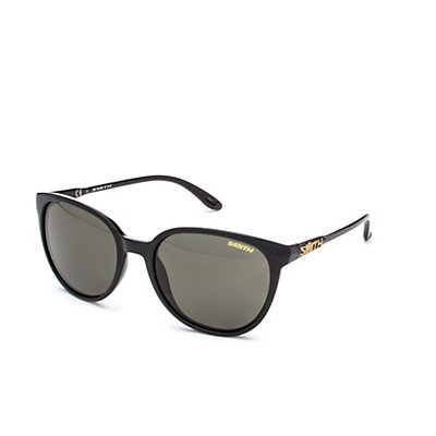 Smith Cheetah Polar Womens Sunglasses, Black-Polar Gray Green, viewer