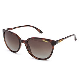 Smith Cheetah Polar Womens Sunglasses, Tortoise-Polar Brown Gradient, 256