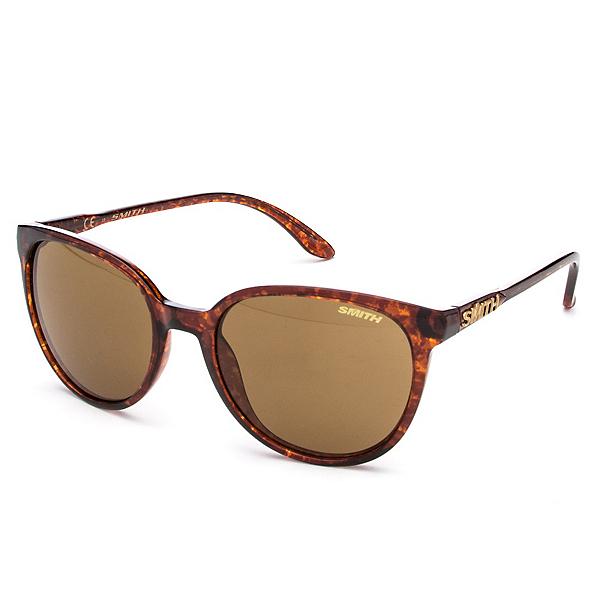 Smith Cheetah Womens Sunglasses, Vintage Havana-Brown Carbonic, 600