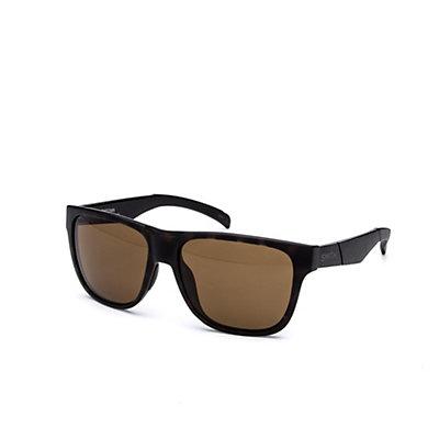 Smith Lowdown Polarized Sunglasses, Black-Polarized Gray, viewer