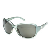 SunCloud Weave Sunglasses, Smoke Backpaint-Gray Polarized, medium