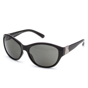 SunCloud Twilight Sunglasses, Black-Gray Polarized, medium