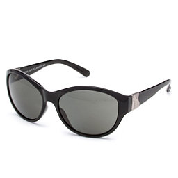 SunCloud Twilight Sunglasses, Black-Gray Polarized, 256