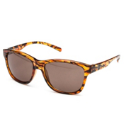 SunCloud Pageant Sunglasses, Tortoise-Brown Polarized, medium
