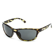 SunCloud Rowan Sunglasses, Tortoise Camo-Gray Polarized, medium