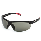 SunCloud Switchback Sunglasses, Matte Black-Gray Polarized, medium