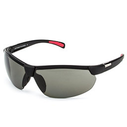 SunCloud Switchback Sunglasses, Matte Black-Gray Polarized, 256