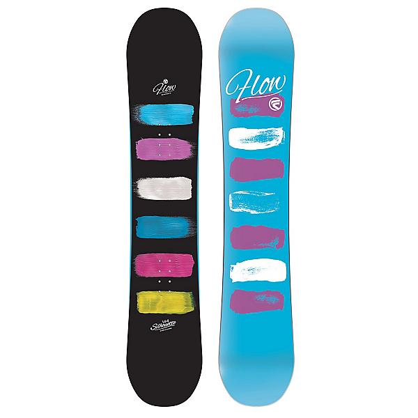 Flow Silhouette Womens Snowboard, , 600