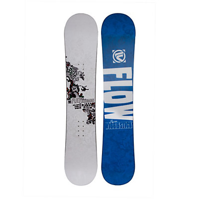 Flow Micron Wigglestick Boys Snowboard, , viewer