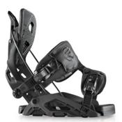Flow Fuse Snowboard Bindings, Black, medium