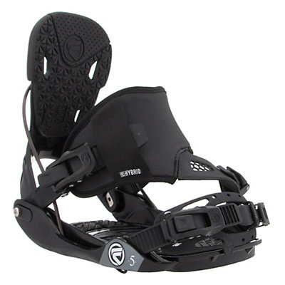 Flow Five Hybrid Snowboard Bindings, , viewer