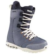 Burton Sapphire Womens Snowboard Boots, R Denim, medium