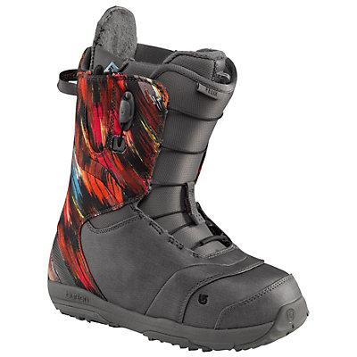 Burton Felix Womens Snowboard Boots, Gray-Multi, viewer