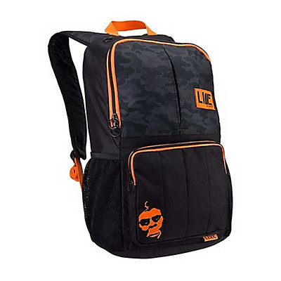 Line School Pack Backpack, Camo, viewer