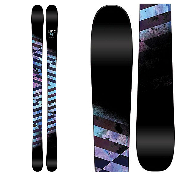 Line Soulmate 92 Womens Skis 2017, , 600