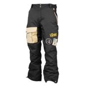 Line Party Mens Ski Pants, , medium