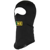 Line Ninja Mask Balaclava, Black, medium