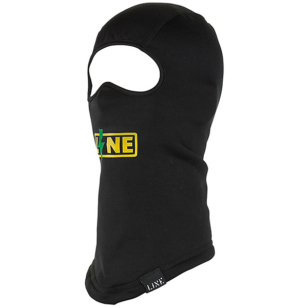 Line Ninja Mask Balaclava, Black, 600