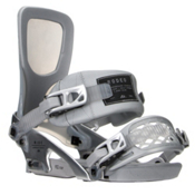 Ride Rodeo LTD Snowboard Bindings, Silver, medium