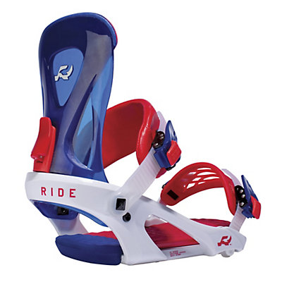Ride KX Snowboard Bindings, Glow, viewer