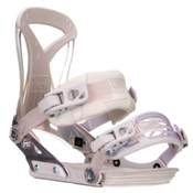 Ride DVA Womens Snowboard Bindings, Nude, medium