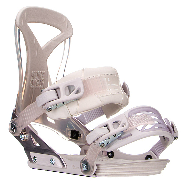 Ride DVA Womens Snowboard Bindings, Nude, 600