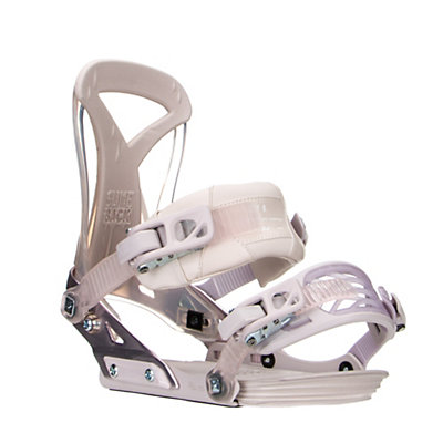 Ride DVA Womens Snowboard Bindings, Nude, viewer