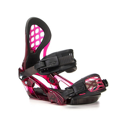 Ride KS LTD Womens Snowboard Bindings, , viewer