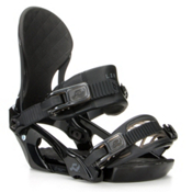 Ride LXH Womens Snowboard Bindings 2016, Black, medium