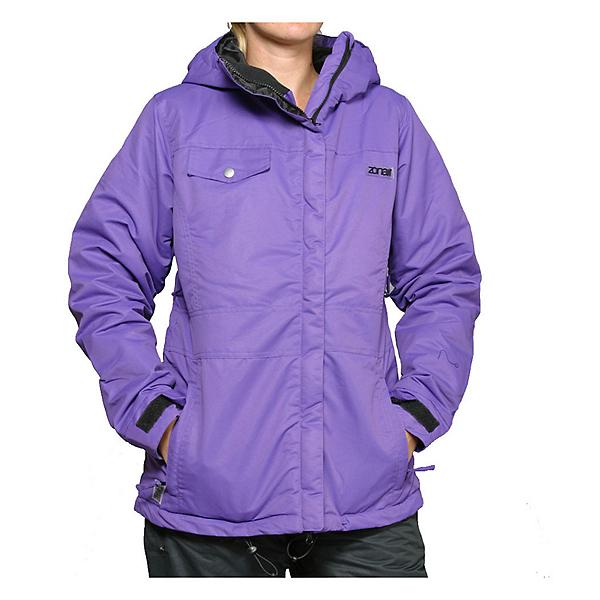 Zonal Edge Womens Insulated Snowboard Jacket, , 600