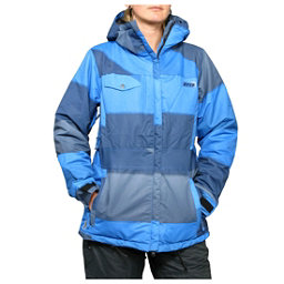 Zonal Surface Womens Insulated Snowboard Jacket, Skydiver, 256