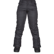 Zonal Standoff Womens Snowboard Pants, Caviar, medium