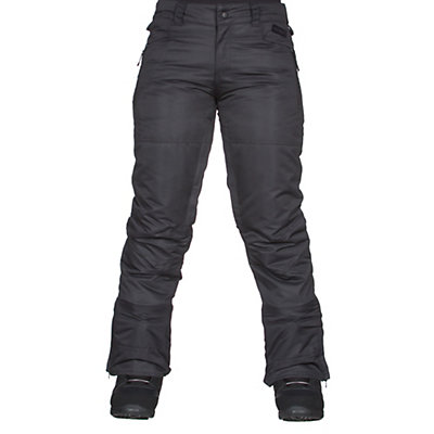 Zonal Standoff Womens Snowboard Pants, Caviar, viewer