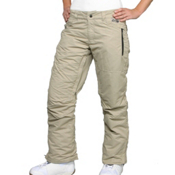 Zonal Standoff Womens Snowboard Pants, Hemp, medium