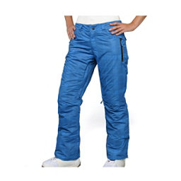 Zonal Pint Womens Snowboard Pants, Skydiver Check, 256