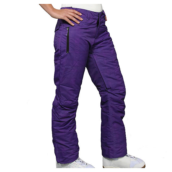 Zonal Pint Womens Snowboard Pants, Purple, 600
