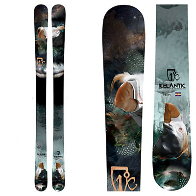 Icelantic Pilgrim Skis, , viewer