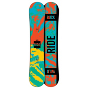 Ride Buckwild Snowboard 2016, 155cm, medium