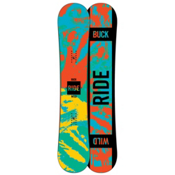 Ride Buckwild Snowboard 2016, 157cm, medium