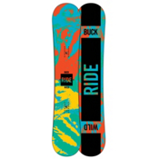 Ride Buckwild Snowboard 2016, 159cm, medium