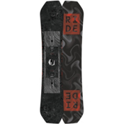 Ride Helix Snowboard 2016, 159cm, medium