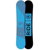 Ride Agenda Wide Snowboard 2016, 157cm Wide, medium